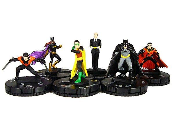Heroclix DC Batman Fast Forces 6 pack