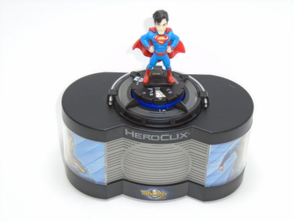 Heroclix TabApp Superman (Super Homem) Loose