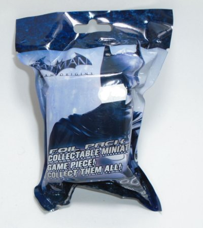 Heroclix Batman Arkhan Origins Foil Pack