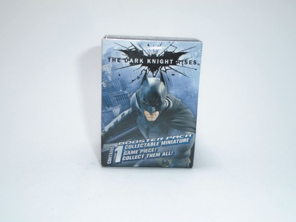 Heroclix Batman TDKR Booster Pack