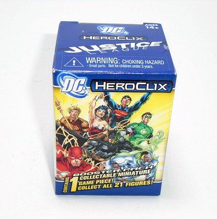 Heroclix Dc Liga da Justiça Booster Pack 2