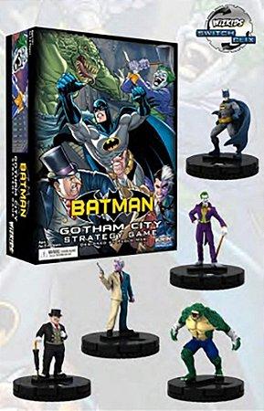 Heroclix DC Batman Gotham City Strategy Game