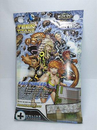 Mapa Heroclix Teen Titans Fast Forces