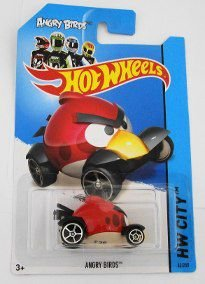 Hot Wheels Angry Birds 1/64