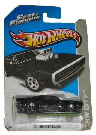 Hot Wheels Dodge Charger R/T  1970 1/64