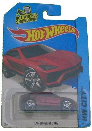 Hot Wheels Lamborghini Urus 1/64