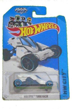 Hot Wheels Max Steel Turbo Racer 1/64