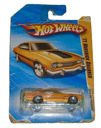 Hot Wheel Maverick Grabber 1971 1/64
