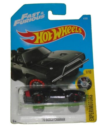Hot Wheels Dodge Charger 1970 1/64