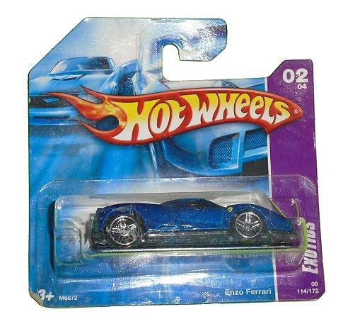 Hot Wheels Exotics Enzo Ferrari 1/64