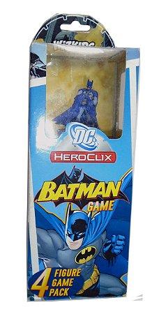 Heroclix Dc Batman 4 Figure Game Pack