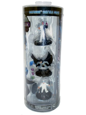 Heroclix DC Batman Batle Pack Batman Vs Two Face