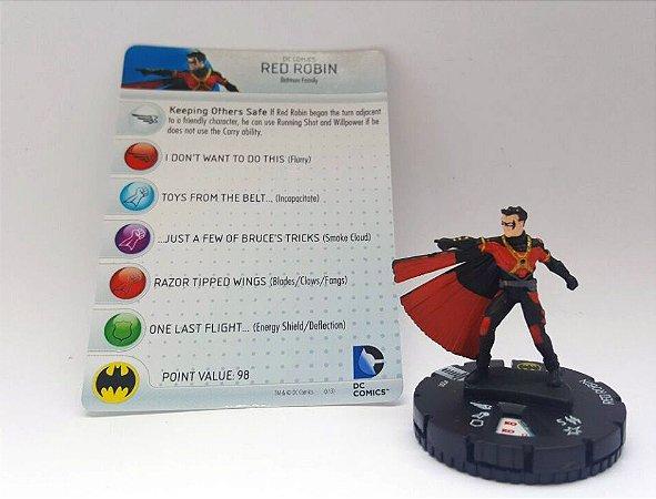 Heroclix Batman Red Robin #201