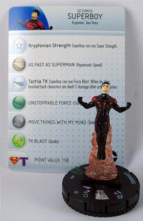 Heroclix Teen Titans Superboy #026