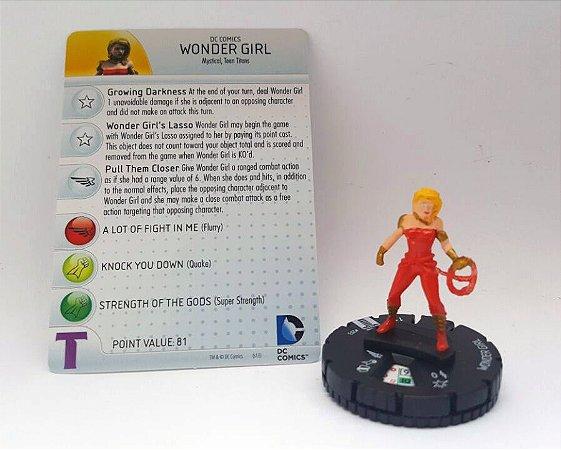 Heroclix Teen Titans Wonder Girl #203