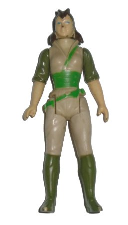Kenner Star Wars 1985 Kea Moll Vintage Loose