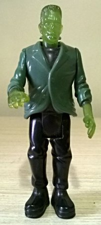 Burguer King 1997 Monstros da Universal Frankenstein