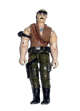 Hasbro 1992 G.i.Joe Gung Ho (V7) Marine Recoon Gijoe Loose