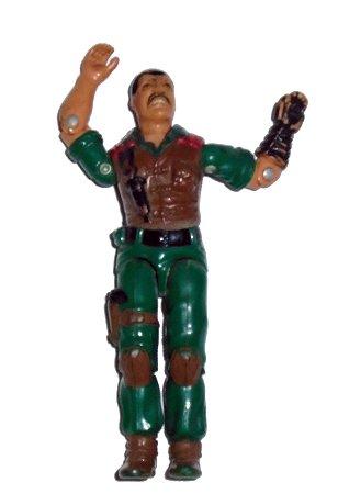 Hasbro 1984 Comandos em Ação G.i.Joe Mutt (V1) Gijoe Loose