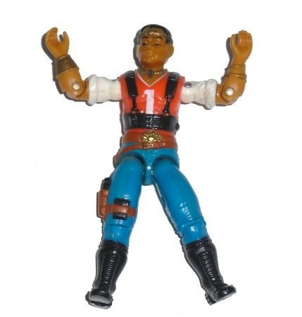 Hasbro 1987 Comandos em Ação G.i.joe Red Dog (V1) Gijoe Loose