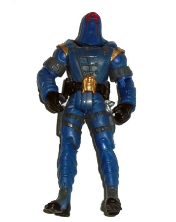 Hasbro 2001 G.i.joe Cobra Commander (V13) Gijoe Loose