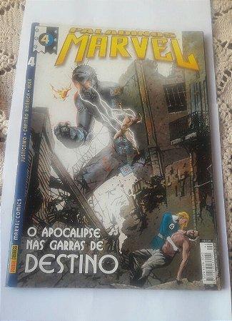 Paladinos Marvel #4 Ed. Panini