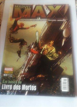 Marvel Max #61 Ed. Panini