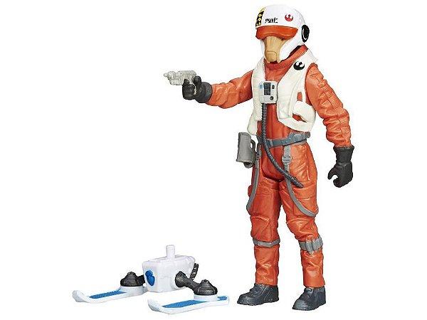 Hasbro Star Wars Force Awakens X-Wing Pilot Asty