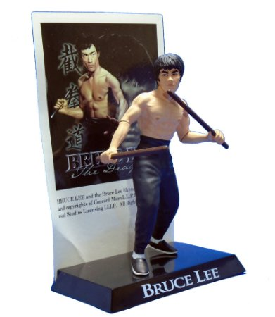 Concord Moon Bruce Lee Trading Art