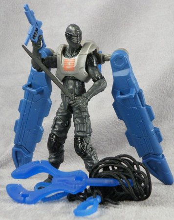 Hasbro G.i.Joe Retaliation Snake Eyes Gijoe