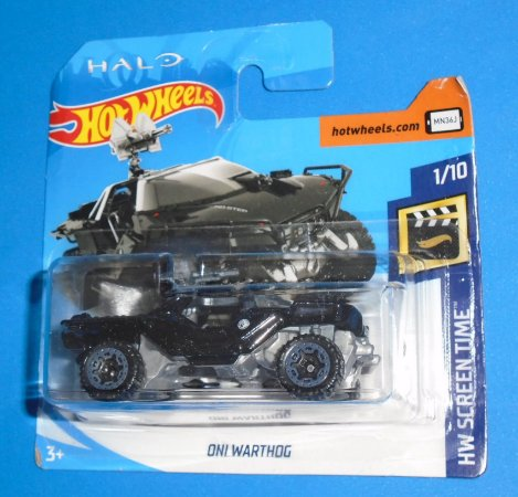 Hot Wheels Halo Oni Warthog 1/64