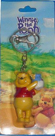 Disney  Chaveiro Ursinho Pooh Pote de Mel