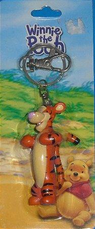 Disney Chaveiro Ursinho Pooh - Tigrão