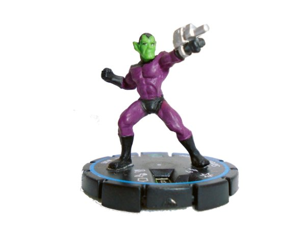 Heroclix Marvel Skrull Warrior #005