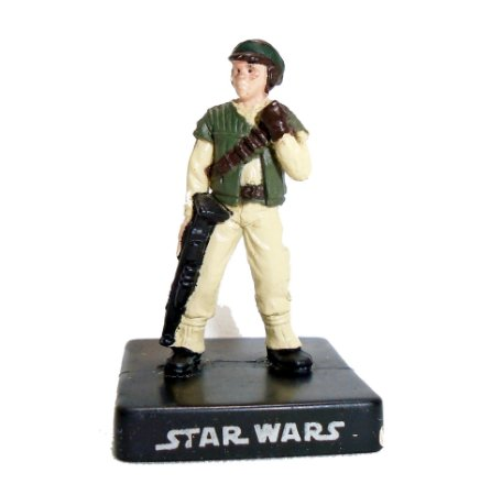 Star Wars Miniatura Rebel Commando 17/60 Rebel 14