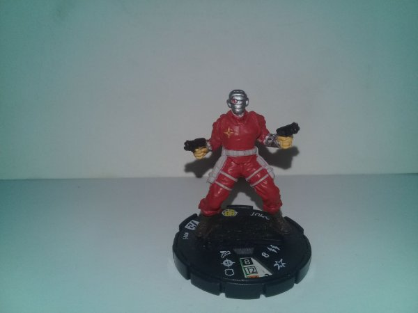 Heroclix Pistoleiro #005
