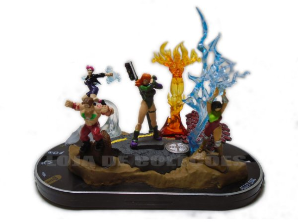 Heroclix Teen Titans Team Base Super Booster Gen 13