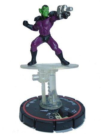 Heroclix  Marvel SKrull General #006