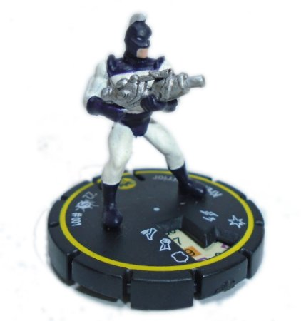 Heroclix Marvel Kree Warrior #001