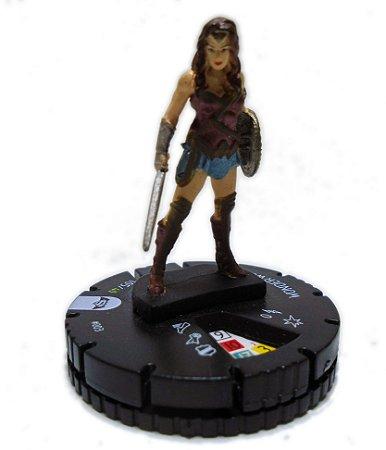 Heroclix BVS Wonder Woman (Mulher Maravilha) #003