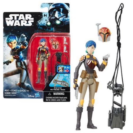 Hasbro Star Wars Rebels Sabine Wren
