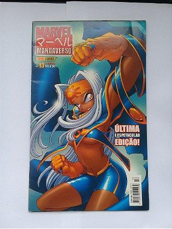 Marvel Mangaverso # 13 Ed. Panini
