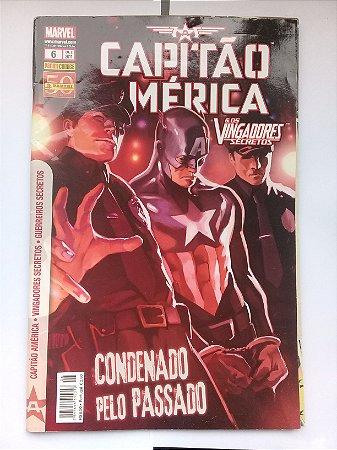 Capitão América e os Vingadores #6 Ed. Panini
