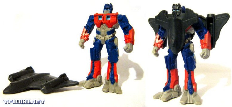 Burguer King Transformers 2 Rotf  Optimus Prime