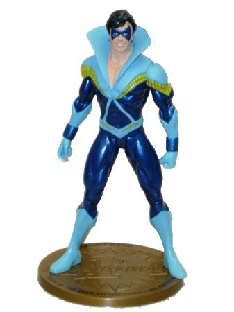 DC Direct First Appearance Nightwing (Asa Noturna) Series 3