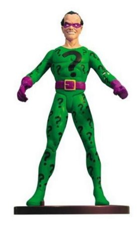 DC Direct First Appereance The Riddler (Charada) Series 3