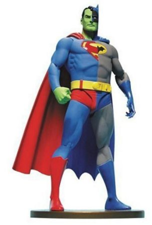 DC Direct First Appearance Composite Superman Series 3