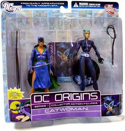 DC Origins Series 1 Catwoman (Mulher Gato)