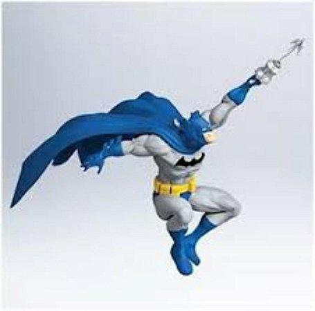 Hallmark Keepsake 2011 Ornamento de Natal DC Batman Takes Fligth