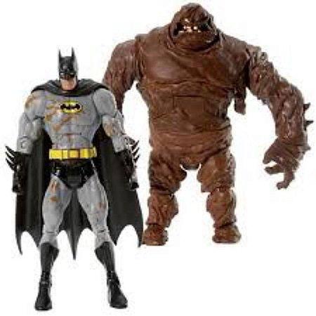 DC Universe Clayface VS Batman - Fists Of Clay